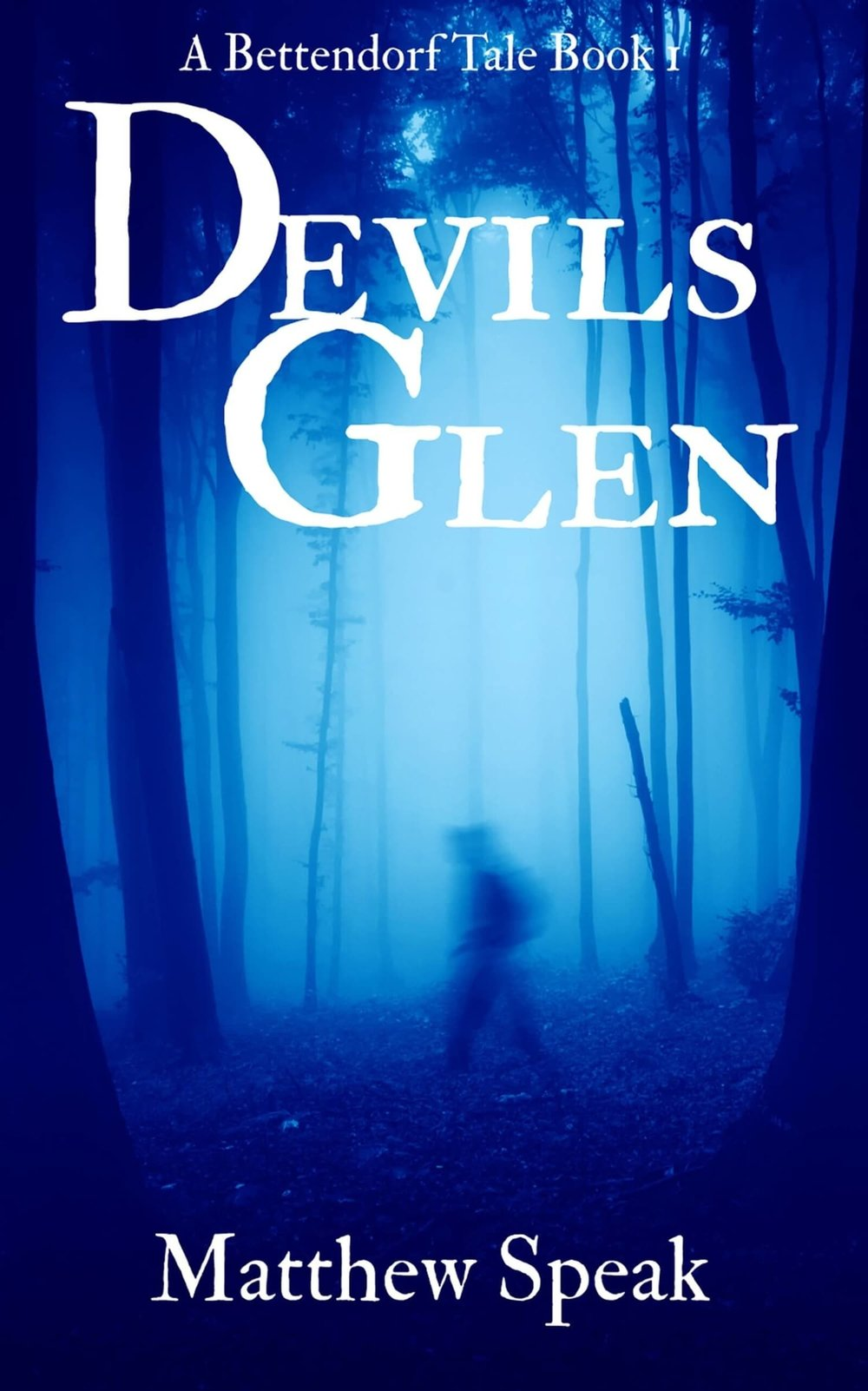 "Devil's Glen - ""Seek the gates and save the boy.""Welcome to Bettendorf. At first glance, it seems like a typical Midwestern town, but take a closer look and you might be surprised.High schooler Jack Davies sees the darkness coming; he lives with it. Cold voices call out from the closet door; dead hands reach up from under his bed. Although he doesn't know it, Jack wields a great power.Now, a smooth-talking preacher has come to town promising freedom and redemption for all who follow his words. But like Jack, this preacher has a secret. Those who heed his call find themselves pawns in his plan to awaken an ancient evil, long ago imprisoned in the dank caves of Devils Glen Park. With the help of a widowed police officer, a babysitter, and a mysterious spirit called Ava, Jack must find the truth about his hidden power in time to battle the dark forces that have descended upon his town. If he fails, our world will be cast into darkness forever."