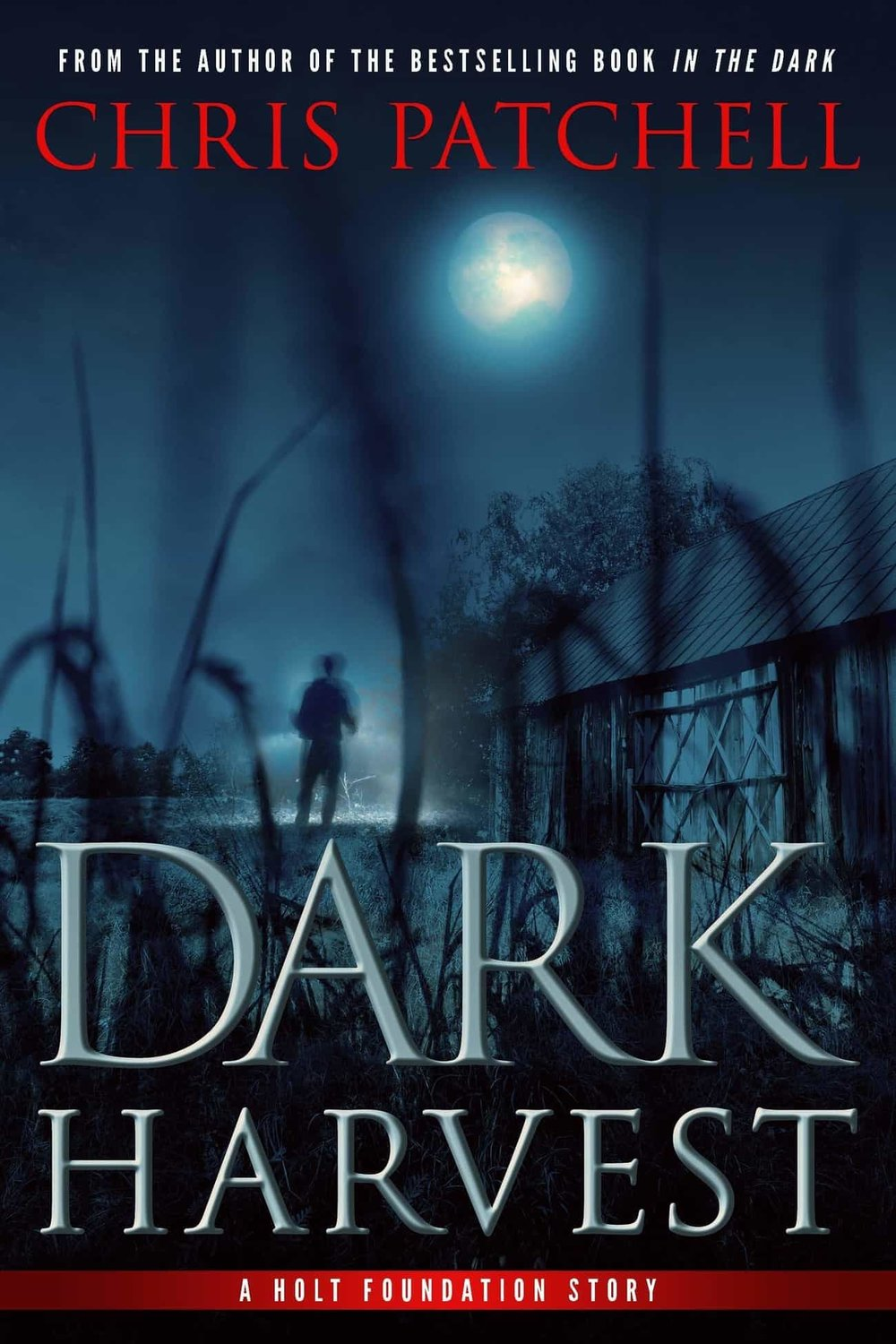 Dark Harvest - Becky Kincaid ventures out in the middle of a snowstorm to buy a car seat for her unborn baby and never makes it home. When a second pregnant woman disappears, Marissa Rooney and the team at the Holt Foundation fear a sinister motive lurks behind the crimes.Lead investigator, Seth Crawford, desperately searches for the thread that binds the two cases together, knowing that if he fails, another woman will soon be gone. While Seth hunts for clues, a madman has Marissa in his sights and she carries a secret that could tear her whole world apart.Can Seth stop the killer before he reaps his...Dark Harvest