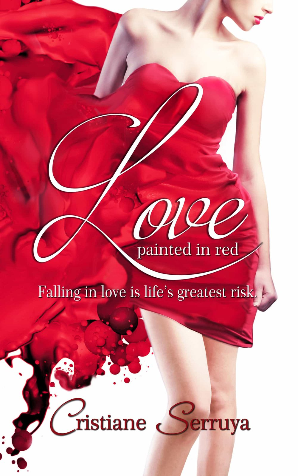Love Painted in Red - Tavish MacCraig, thirty-three-year-old Highlander, forsook his medical and military career, after being a POW for 6 months in Afghanistan, to run his family's internationally renowned art gallery in London, The Blue Dot. Despite being surrounded by wealth and beauty, Tavish's days are bleak, his nights, living nightmares, and his heart, an empty shell. But when he meets Irish painter Laetitia Galen, a powerful and sizzling attraction ignites between them.Laetitia, who fled hell on earth when she was sixteen, now works as a well-paid housekeeper in a forsaken country manor in Warwickshire and sells her paintings in an obscure gallery. To preserve her new life and recently found peace, she resists Tavish and The Blue Dot's fantastic offer of an exclusive contract.Laetitia becomes Tavish's obsession; Tavish, Laetitia's unattainable dream.Meanwhile, a man with a burning grudge plots his long-awaited revenge, which could destroy them all over again.