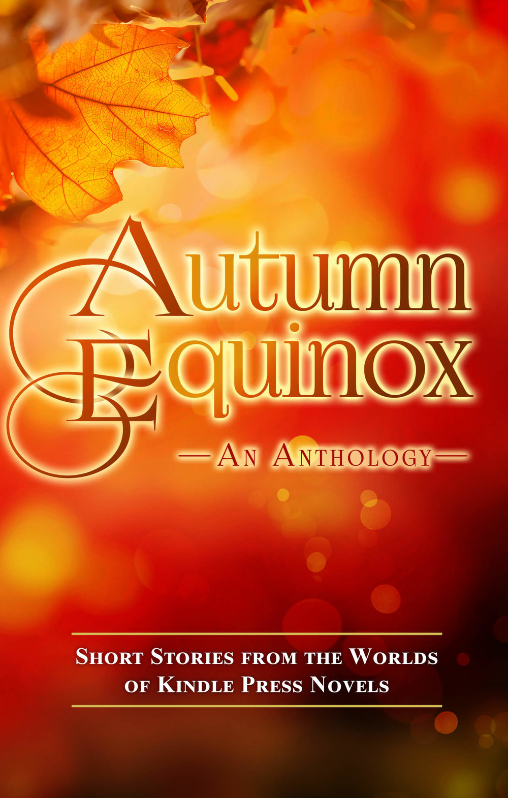 Autumn Equinox - Fall is upon us once more as the seasons come to a close. Want a great end-of-year read about preparing for the winter ahead? Then look no further than our collection of autumnal stories!This volume contains a dozen fall-themed stories by Kindle Press Authors writing in the worlds of their longer works. There is romance, action and adventure, intrigue, and even a few scary stories to prepare you for the winter ahead.So grab a copy and come along! Who knows, you might just find your next favorite author!
