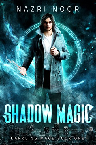 Shadow Magic - Murdered as a ritual sacrifice, amateur thief and professional charmer Dustin Graves mysteriously survives, finding himself gifted with strange, dark magic. Then more dead bodies turn up. Some are human, but one is a god of the old world, slain at his own doorstep.