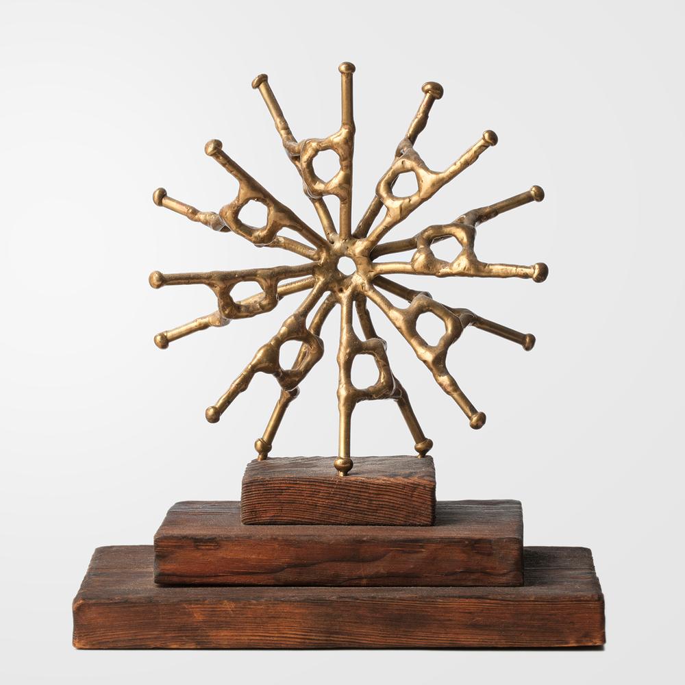 Mandala Wheel