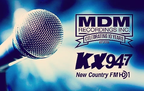 My single #lipsync was selected as a #TOPTEN finalist in @kx947 and @mdmrecordings contest to play at the #mdmrecordings party at this years @ccmaofficial #countrymusicweek  Please remember to #vote #votedaily #linkinbio #thankyou  #countrymusic #emergingartist #indie #contest