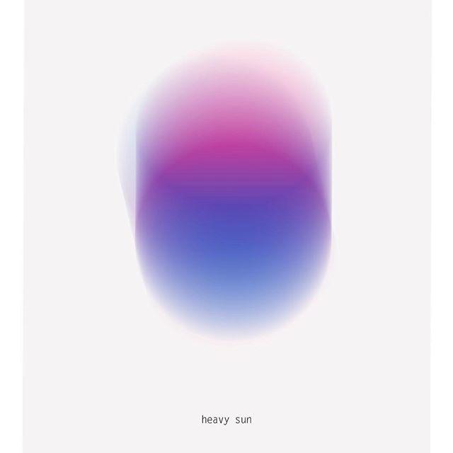 HEAVY SUN . . . #design #modern #graphicdesign #inspiration #colors #basic #gradient #minimal #minimalist #patterns #summer #me