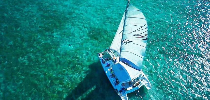 car rental mauritius - sailing