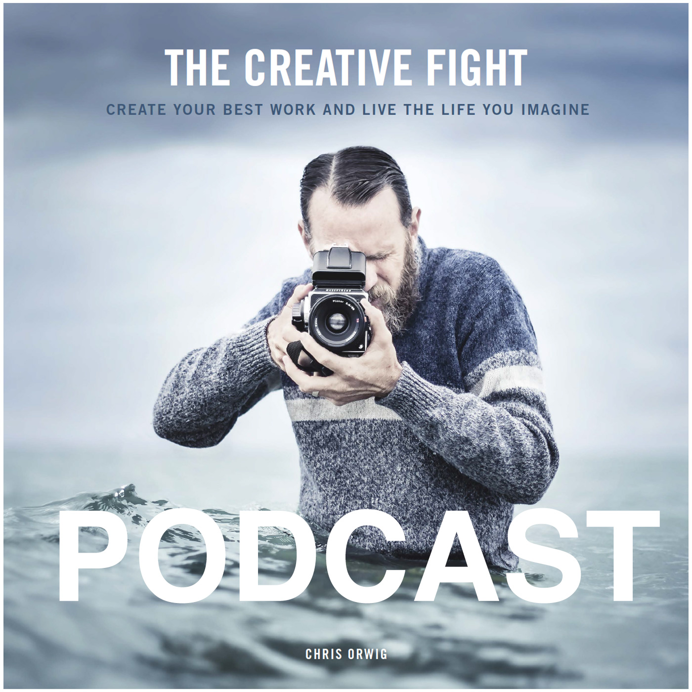 BLOG / PODCAST - THE CREATIVE FIGHT