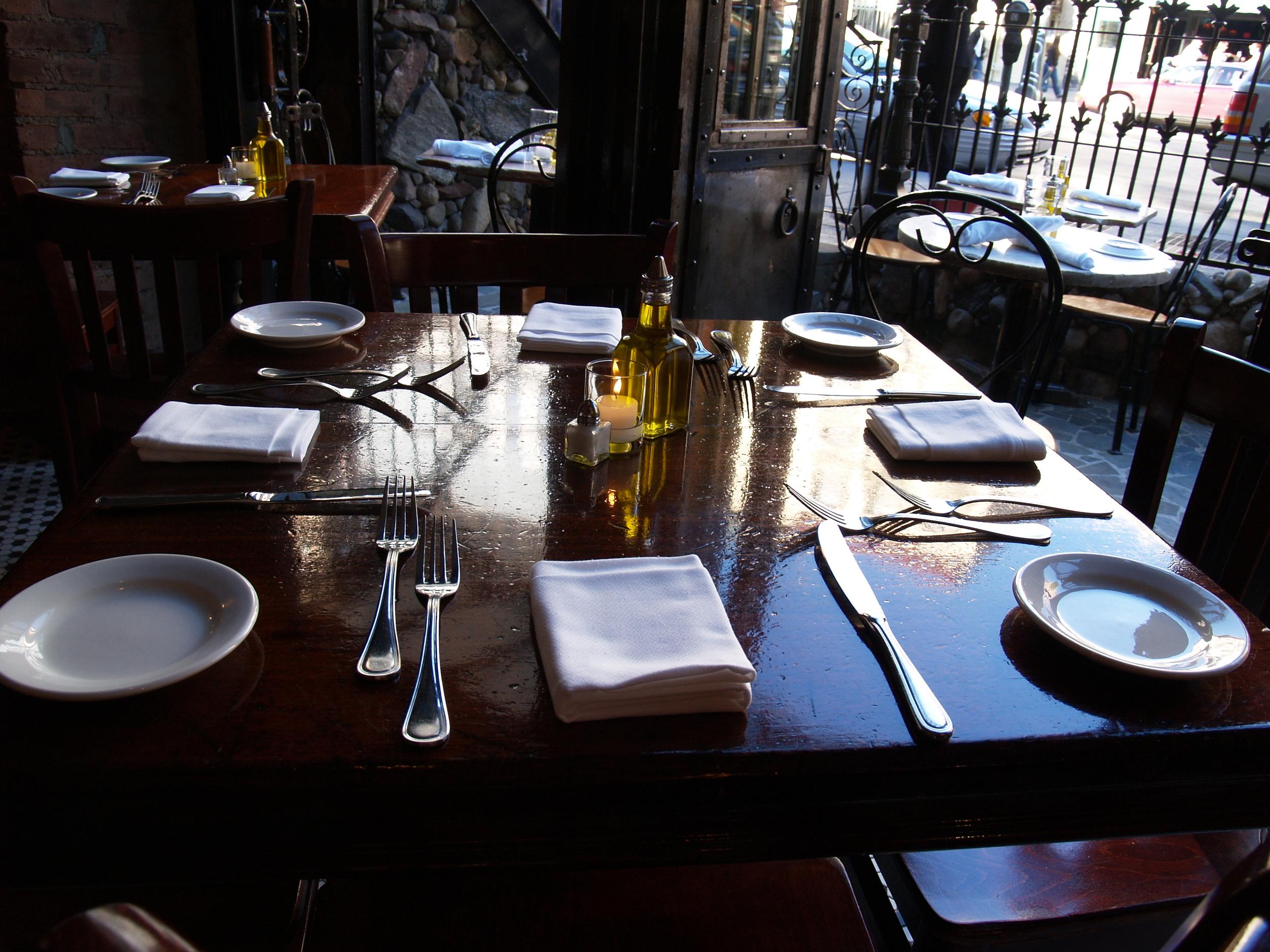 Crispo - Family table north port menu
