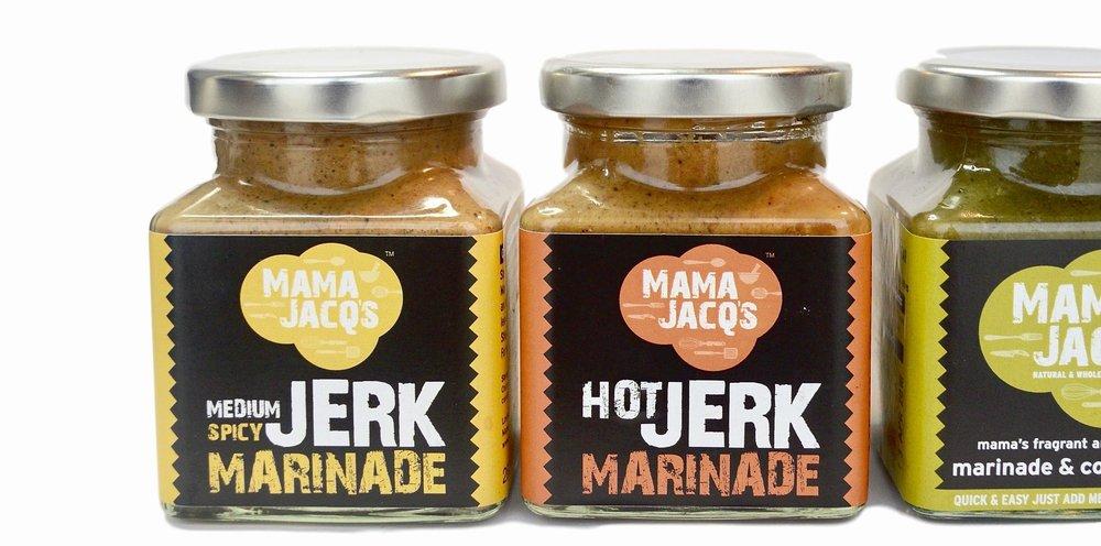 Mama Jacq's Jerk Marinade