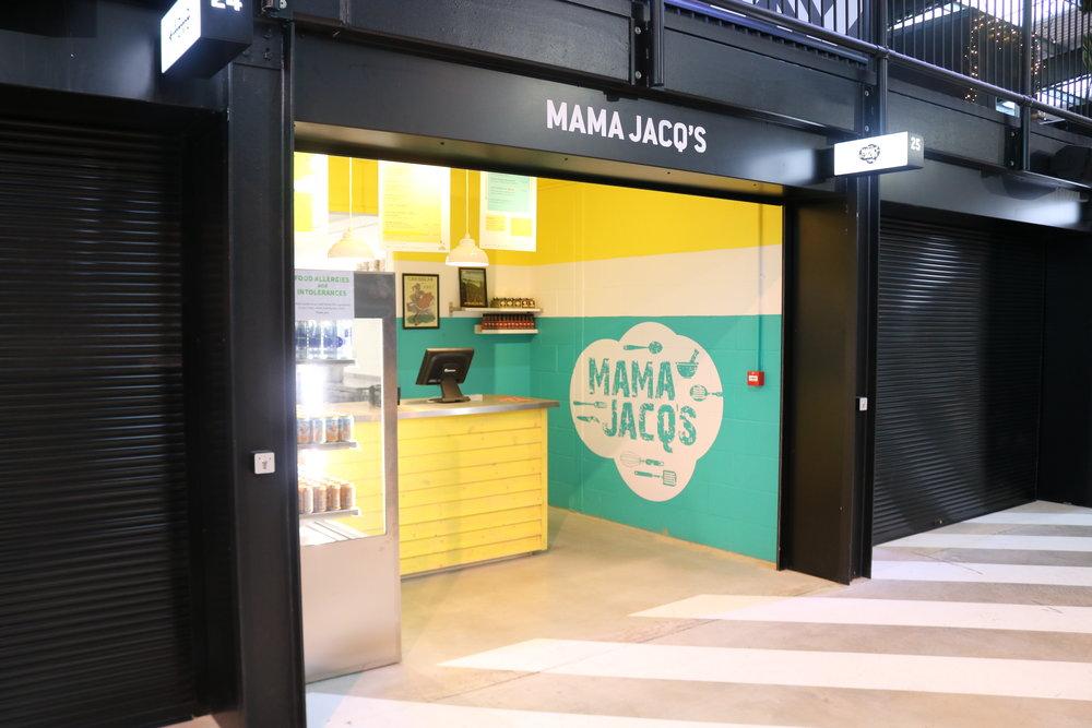 Mama Jacq's Boxpark