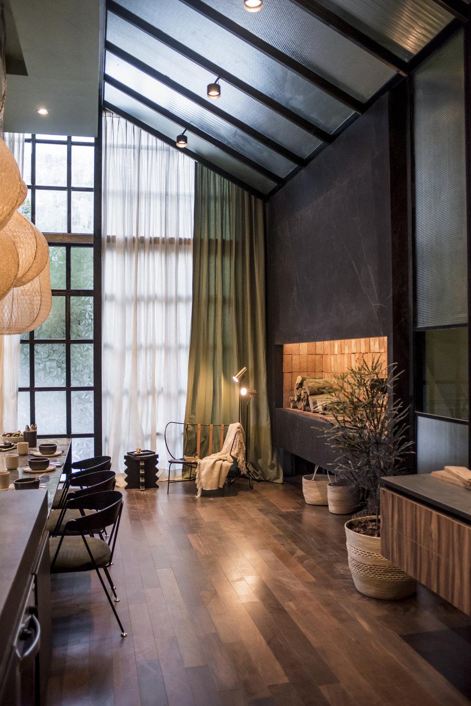 ESTILO PILAR 2018 I Open Kitchen - Espacio ViiO I Castillo + Tumburus + Lauferman
