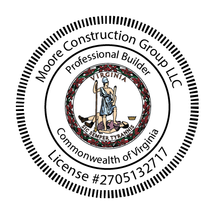 Licensed Builder Virginia