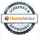 See my reviews on HomeAdvisor