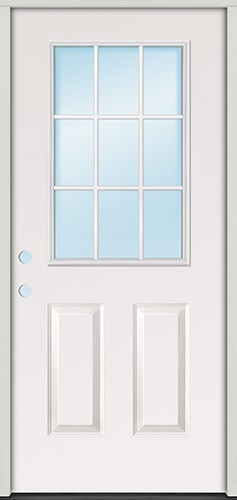 Secondary Door