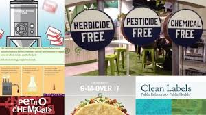 clean labels, g-m-over it, herbicide free, pesticide free, chemical free