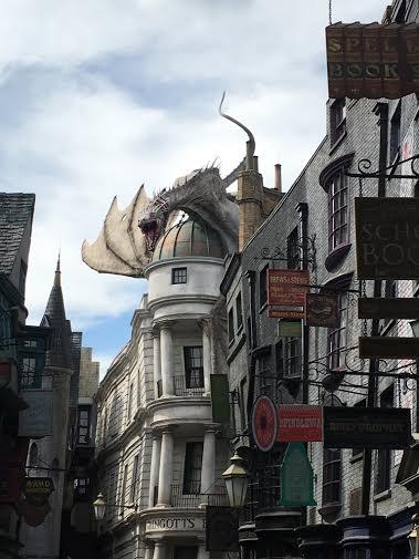 Beware of the dragon!