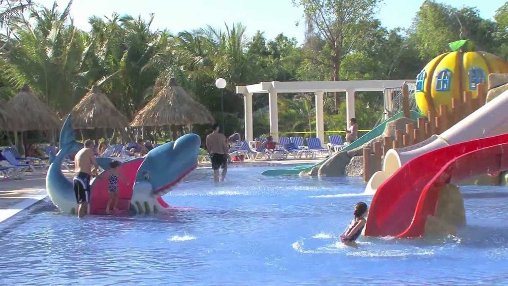 Grand Bahia Principe - Kids Pool Area