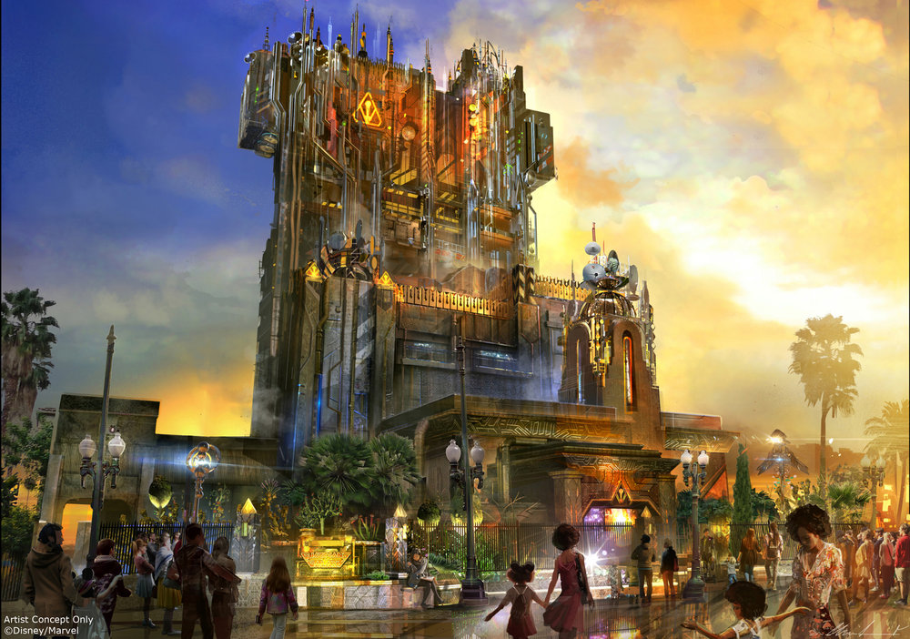 New Guardians of the Galaxy: Mission BREAKOUT!