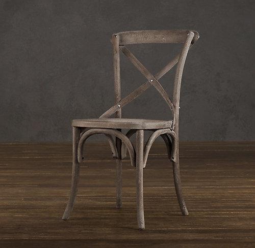 restoration hardware dining chairs Restoration Hardware Barn Dining Chair + Cushion — Leaving Wooster restoration hardware dining chairs