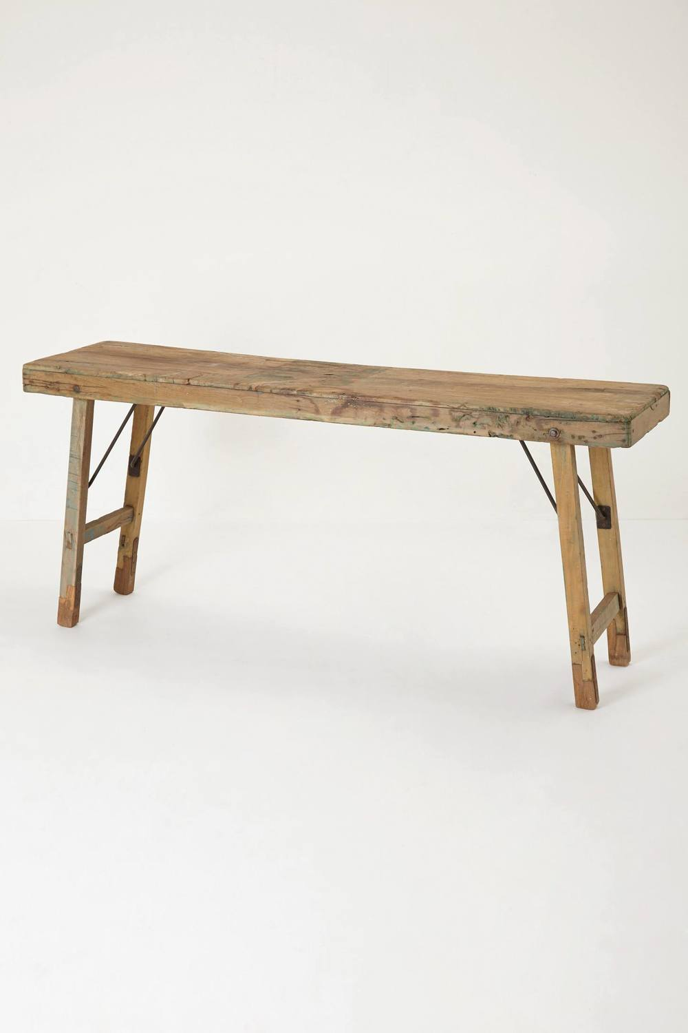 Anthropologie Folding Table