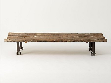 Exceptional Anthropologie Coffee Table