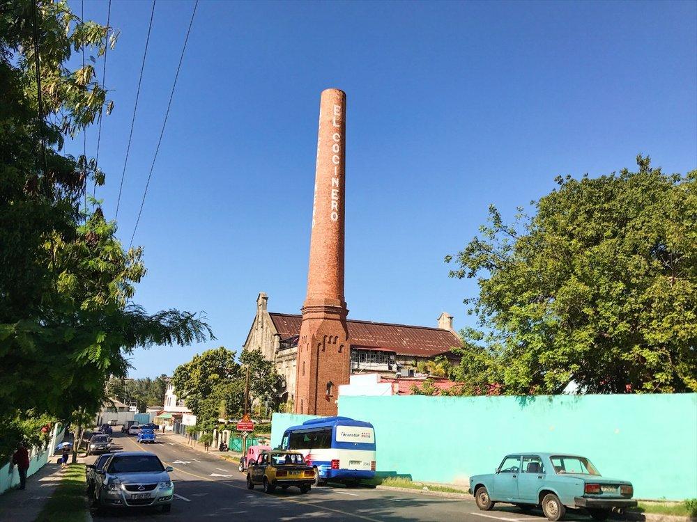 El Cocinero, Havana, Cuba.
