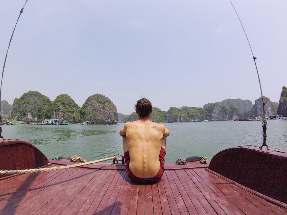 Private Boat Tour in Halong Bay