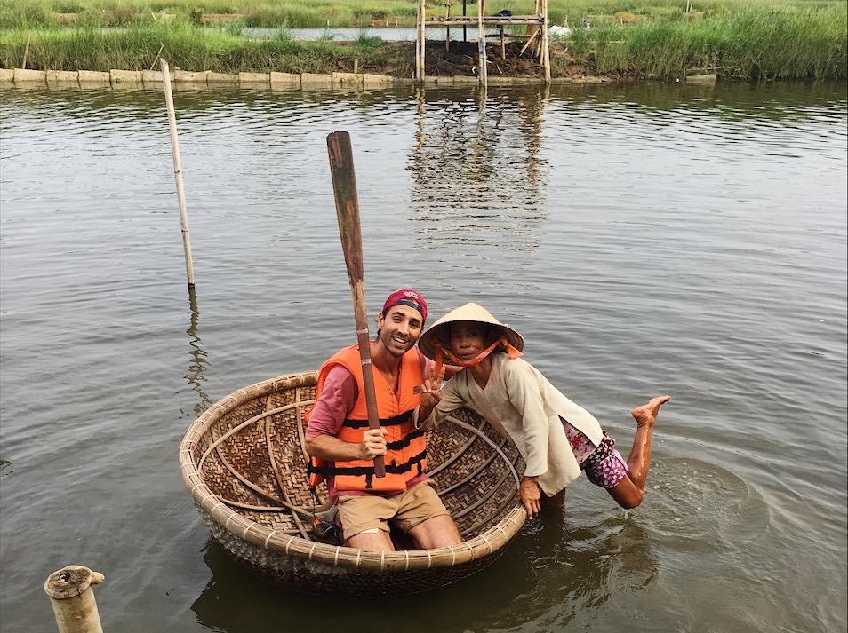 Basket Boat!
