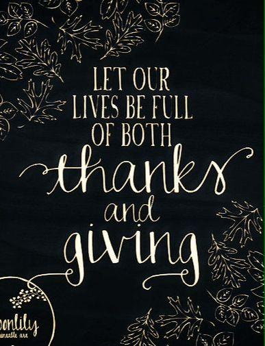 thanksandgiving
