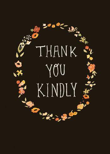 thankyoukindly