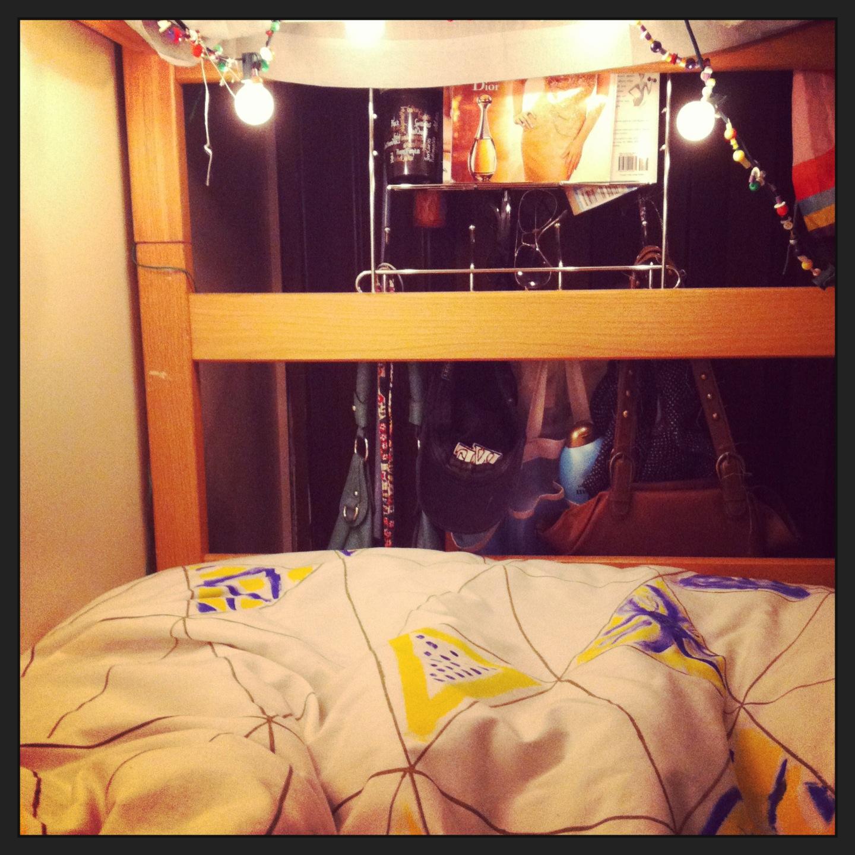 Ahhh bed.