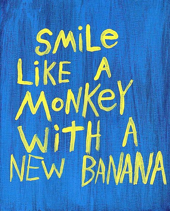 monkey&banana