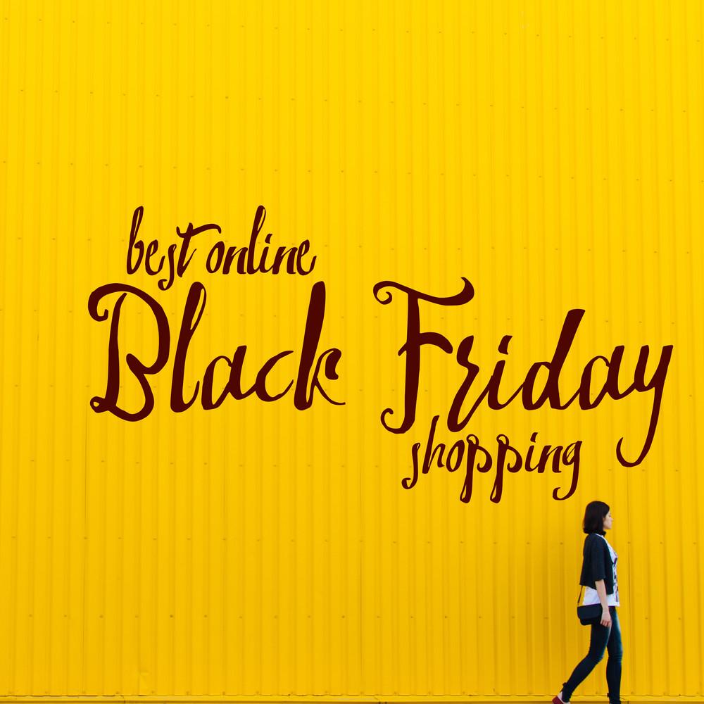 Best Online Black Friday Shopping