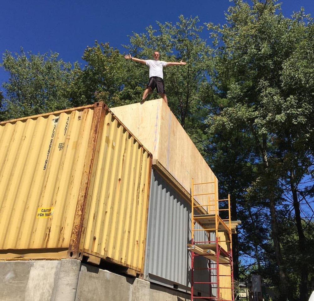 Container House Update In Photos Shauna Shanks