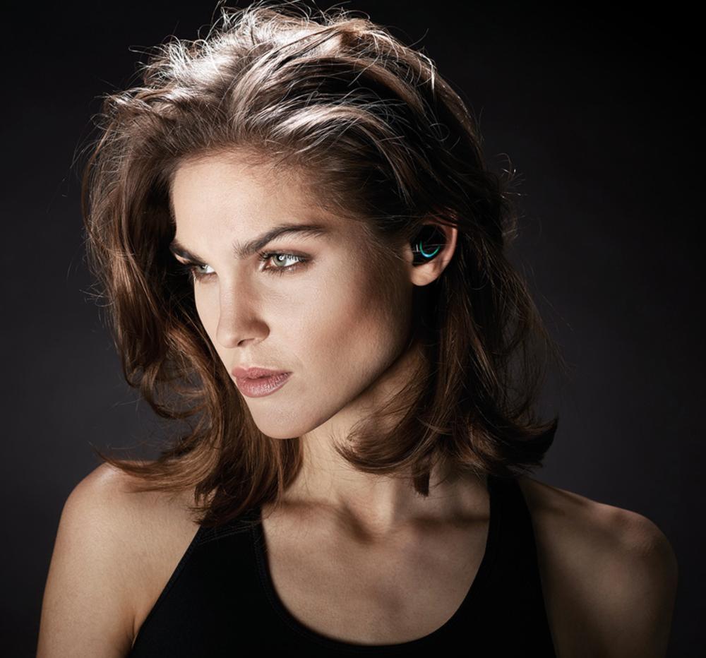 Bragi  wireless headphone are now on my wish list!
