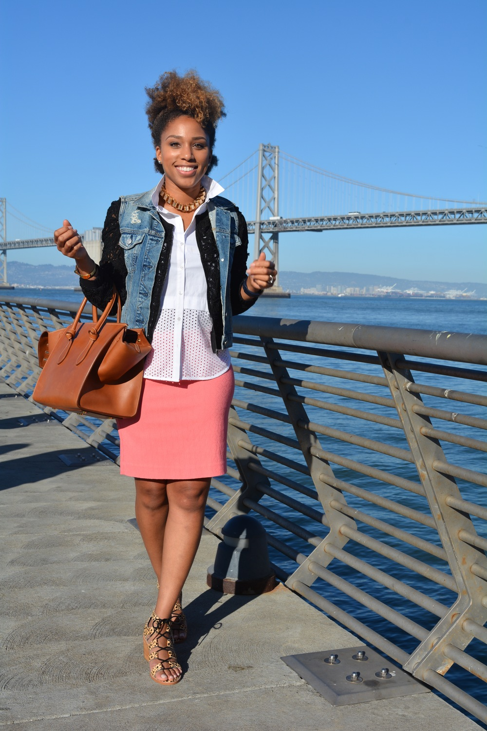 Partnering with Stitch Fix to serve this work-to-street-style look from head to toe!