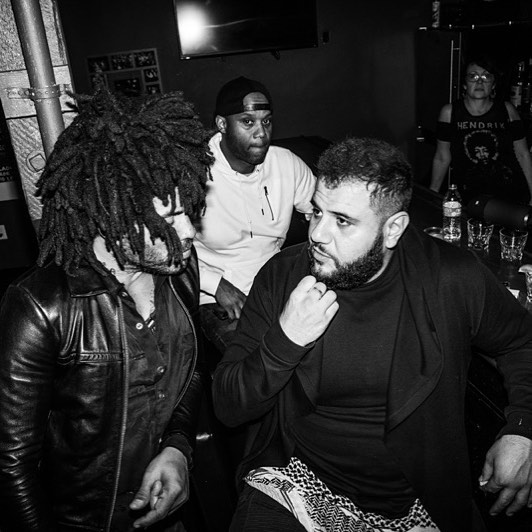 "Throwback to my brother Dave Chappelle's taping ""Bird Revelation"" backstage chilling with @lennykravitz @thecomedystore. Dave brings so many great artists together...so blessed to see it and be a part of it! Work hard and never give up and beautiful things will unfold. #Blessed #Hardworkanddeterminination 📷 by: the great @candytman  P.S.  I'm in Denver tonight thru Saturday @comedyworksdenver downtown location. Tour Dates are up for May go to moamer.com for details."