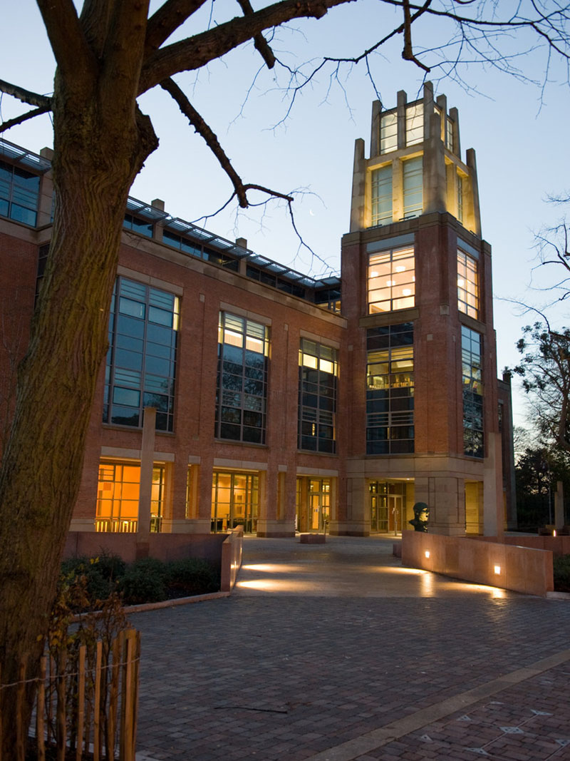 McClay Library (source: RPP Architects)