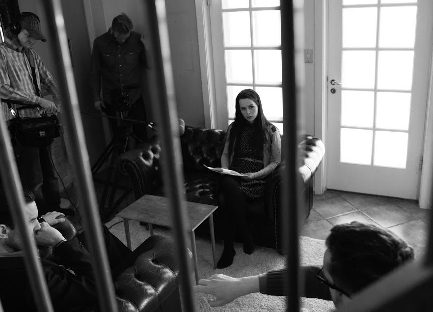 The Man in the Hidden Room (BTS)