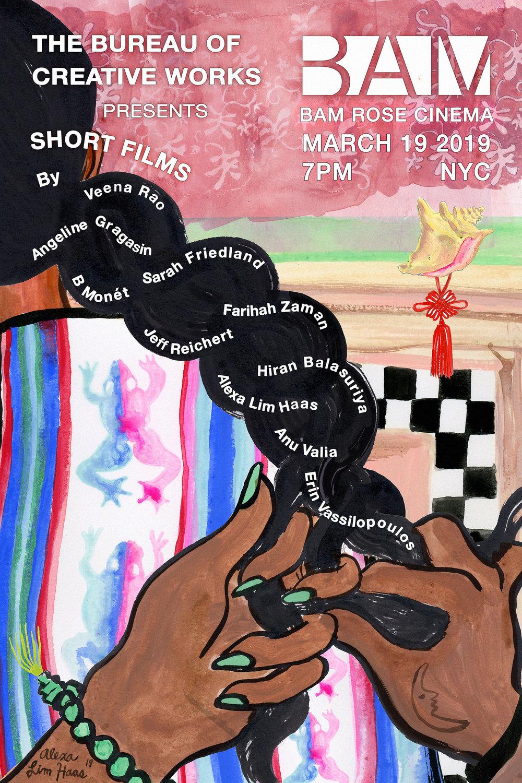 Bureau Presents NYC - BAM Event - Poster by Alexa Lim Haas.jpg