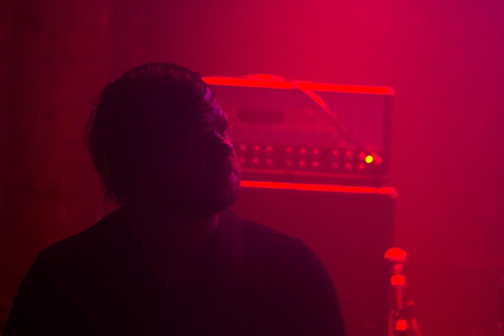 Caspian live at the Troubadour. Shot by Ricardo Marquez