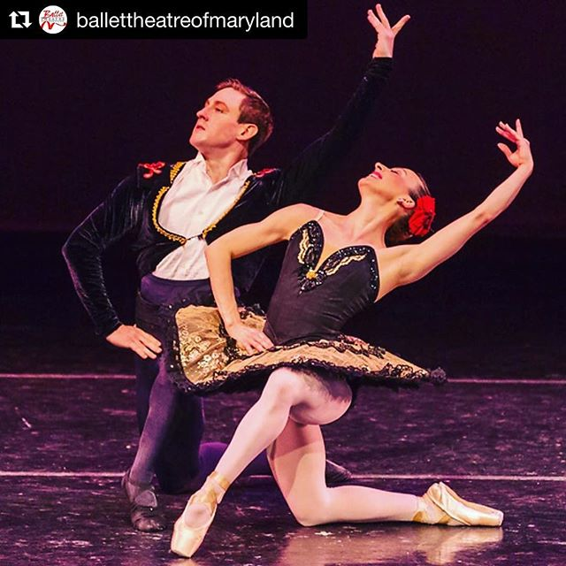 #Repost @ballettheatreofmaryland with @get_repost ・・・ We hope you will join us tonight for this exciting event, Dance A Showcase of Movement, it is sure to be nothing less than exciting as our artists and many other local artists share the @bowiearts stage. Tickets are only $10 for Adults and $5 for childern under 17! •  Follow this link for tickets: https://starsfoundation.tix.com/Event.aspx?EventCode=1050385 • Photo by Nick Eckert •  #ballet #dance #dancer #professionalballerina #ballerina #balletphoto #danceshow #donquixote #ballettheatreofmaryland #bowiemaryland #bowiecenterforperformingarts