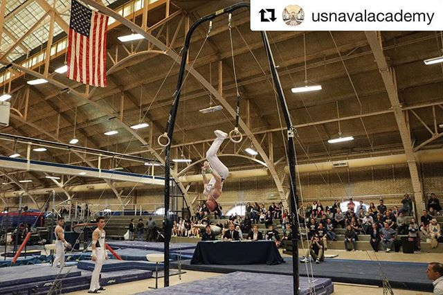 #Repost @usnavalacademy with @get_repost ・・・ Here's a peak at what a Saturday at USNA looks like, Midshipmen compete in lots of things!  #NavyGymnastics #NavyTrack #NavyBasketball #NavyFencing (PC: 1/C Reilly @rahreilly513 )