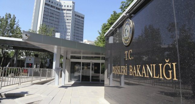 Turkish Ministry of Foreign Affairs