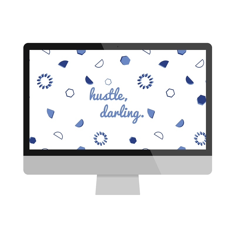 Hello, Darling. Wallpaper Download | Made with Love by @collettelazor
