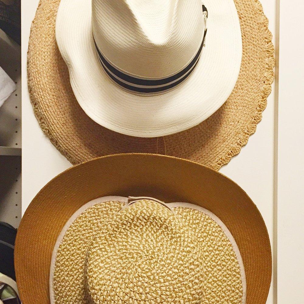 Henry & Higby_Organized Hats.JPG