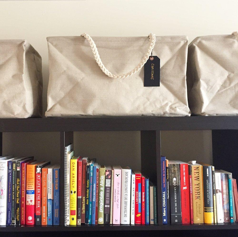 Henry & Higby_Organized Bookcase 2.JPG