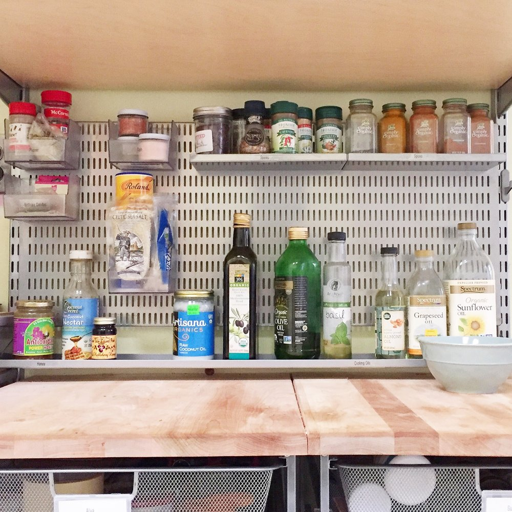 Henry & Higby_Kitchen Counter Organization.JPG