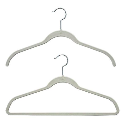 Henry & Higby Small Space Organizing Container Store Hangers