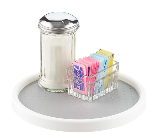 Henry & Higby Small Space Organizing Lazy Susan