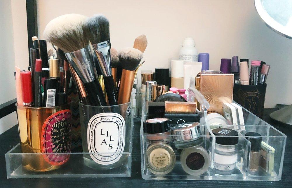 Henry & Higby Makeup Storage.JPG